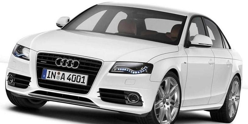 Audi A4 sedan 2.0 TDI Manual