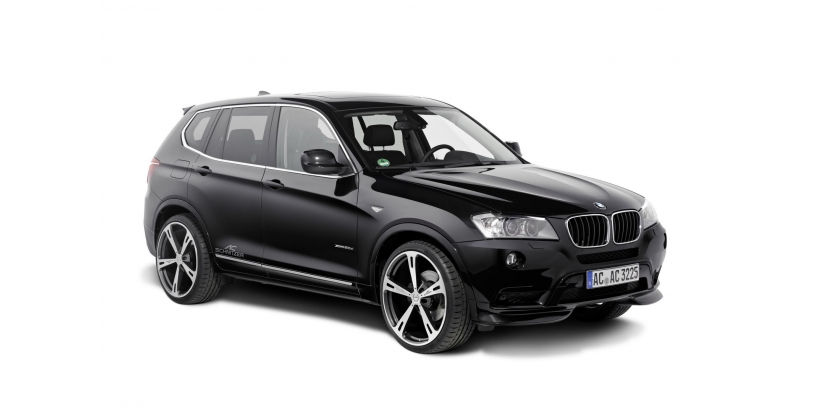 BMW X3 2.0 TDI 4x4 Manual
