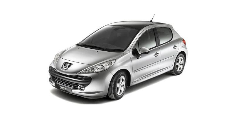 Peugeot 207 1,4 16 V